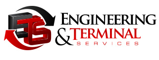 Engineering and Terminal Services Logo